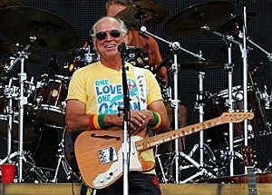 Jimmy Buffett recovering