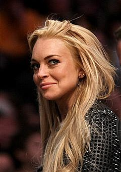 Lohan No To Letterman