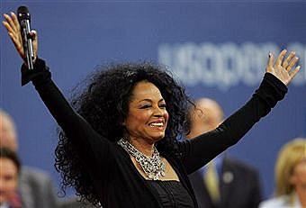 Diana Ross On Oprah