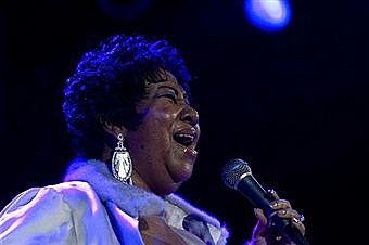 Aretha To Appear On Williams TV Show