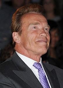 Aronld Schwarzenegger
