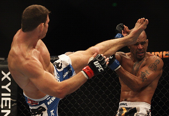 UFC Fighting