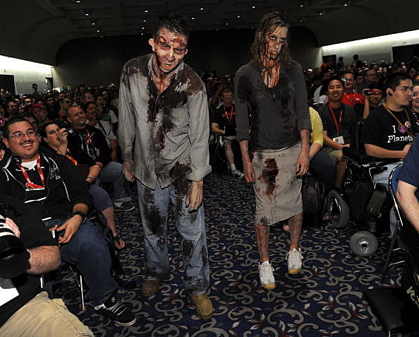 "AMC's ""The Walking Dead"" at Comic-Con"