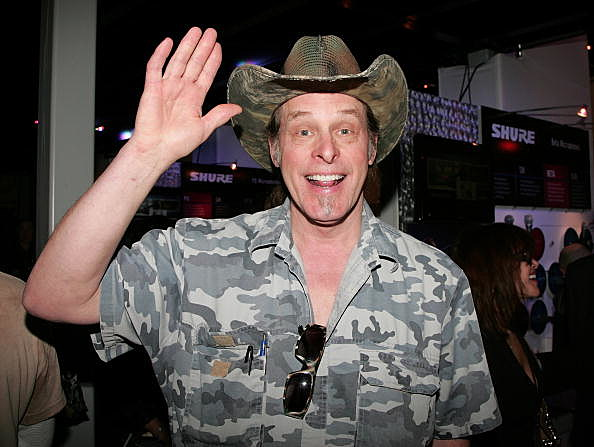 Ted Nugent Guns