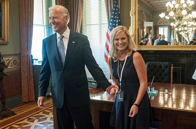 Joe Biden on NBC's Parks and Recreation