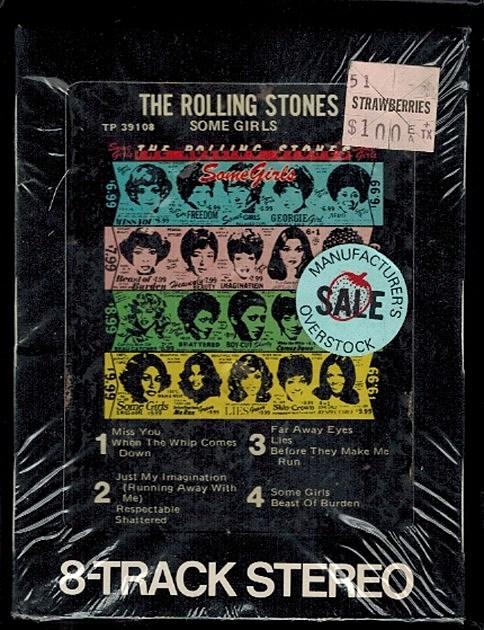 Rolling Stones 8 Track