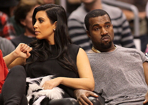 Kim And Kanye Named Their Daughter North