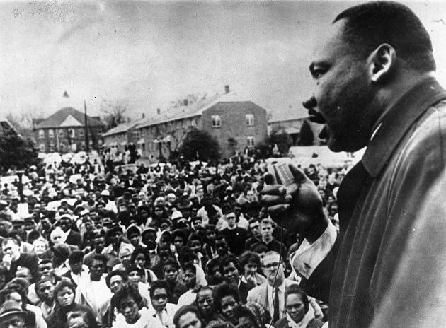Dr. Martin Luther King, Jr. in Alabama