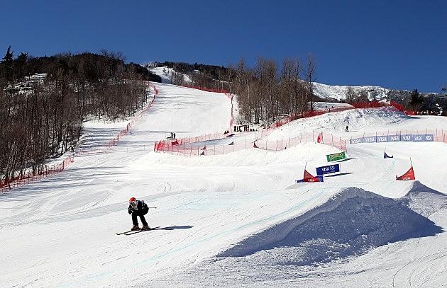 Lake Placid skiing
