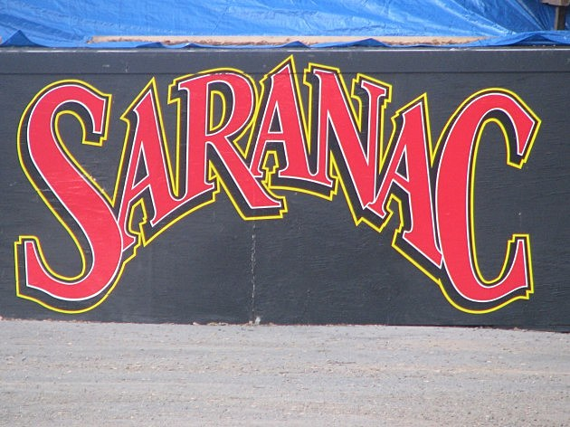 Saranac stage