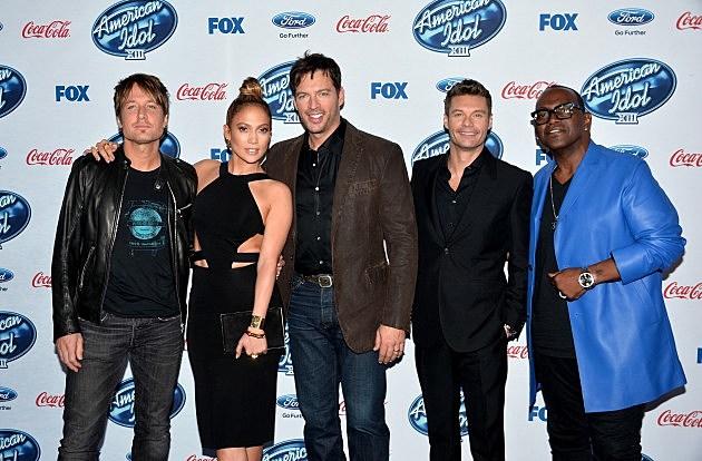American Idol cast 2014