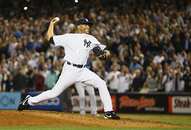 Mariano Rivera's last game at Yankee Stadium