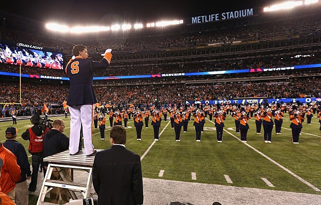 SU Marching Band @ Super Bowl XLVIII