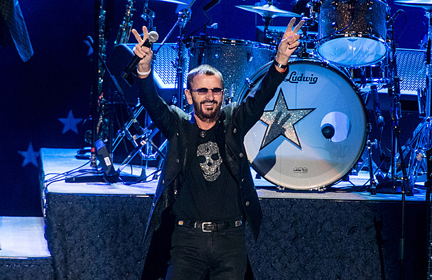 Ringo Starr & His All-Starr Band In Concert - New York, New York