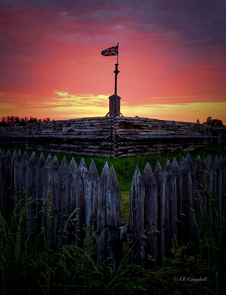 Memorial Day weekend at Fort Stanwix in Rome