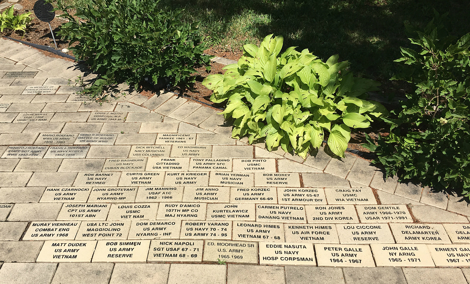 Magnificent Yankees Honor Bricks 1