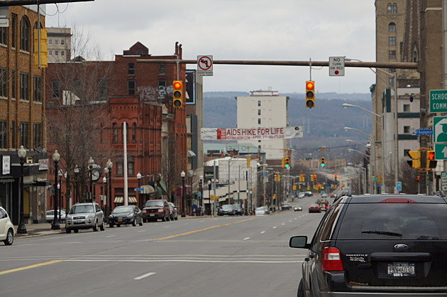 utica downtown