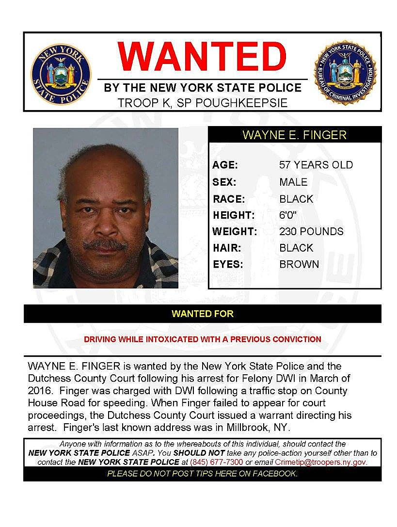 New York State Police Photo