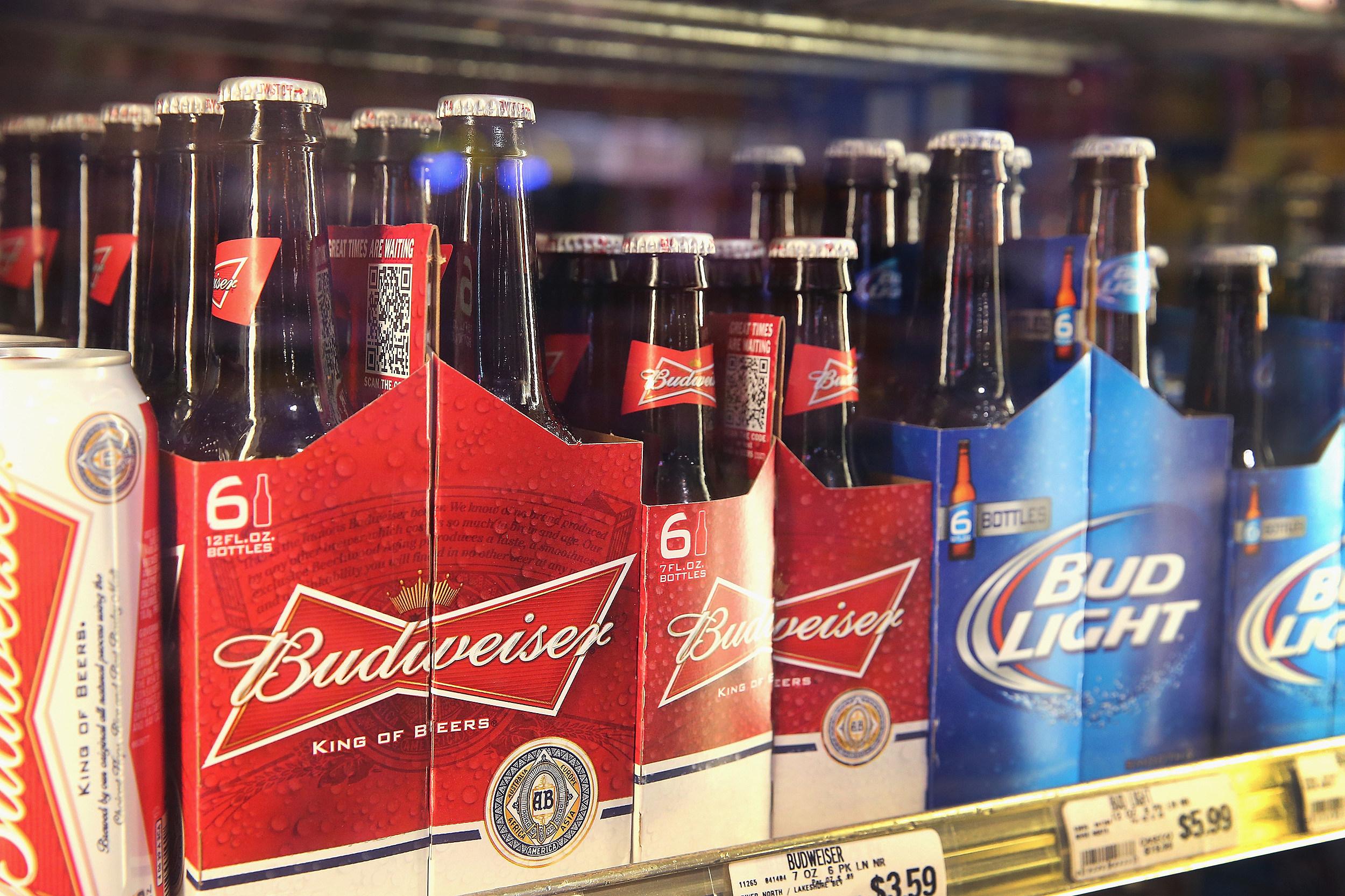 Anheuser-Busch InBev Eyes Potential Purchase Of Rival Miller