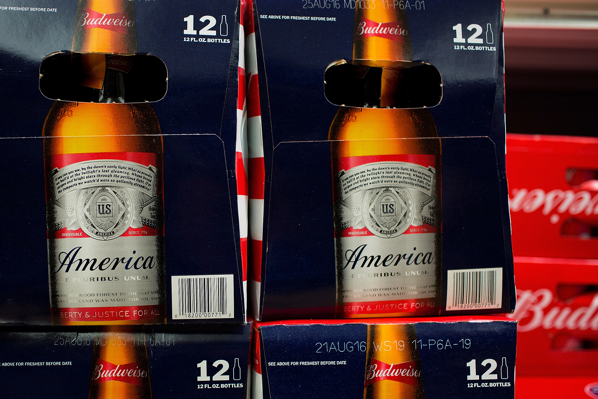 Budweiser Temporarily Renames Flagship Beer 'America'